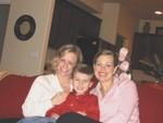 Amy, Josh & Erin