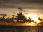 Sunset, Castaway Island, Fiji